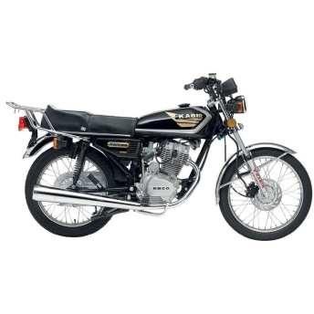 موتورسیکلت کبیر موتور مدل KMC 200 سال 1398 |