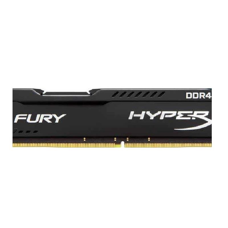 رم KingSton HyperX FURY DDR4 8GB 2400MHz CL15 Single Channel |