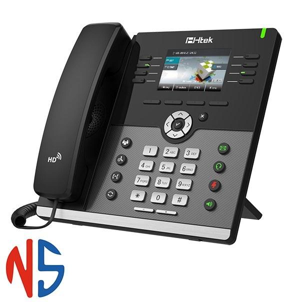 image گوشی تلفن تحت شبکه هنلانگ مدل Htek UC924