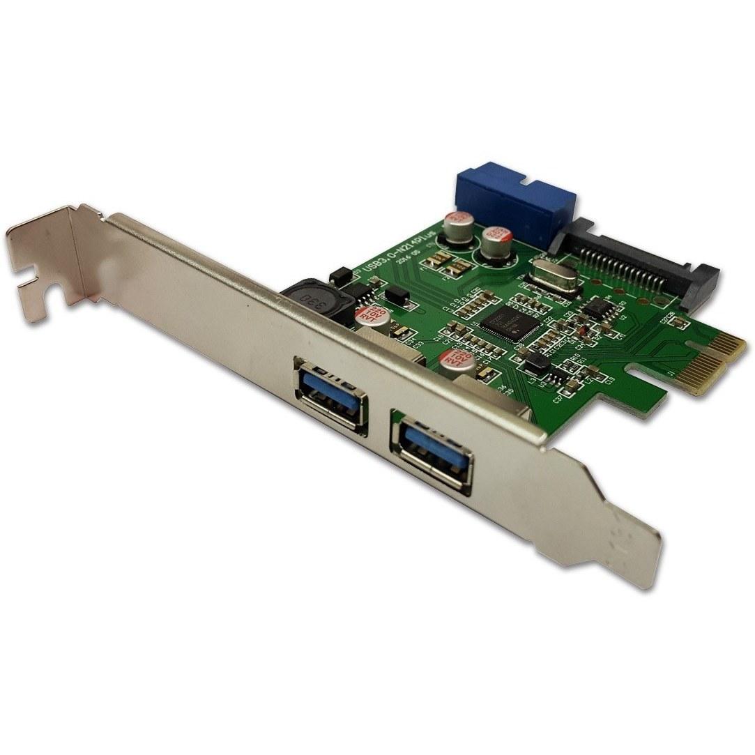 تصویر کارت PCI Express USB 3.0