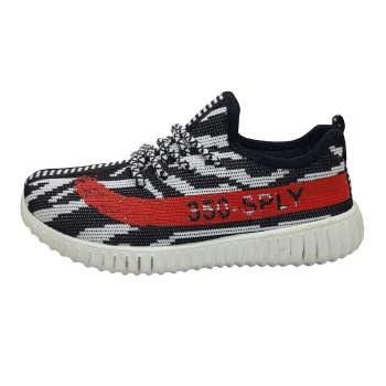 کفش ورزشی مخصوص پیاده روی پسرانه مدل YEEZY BOOST 350 کد 3191