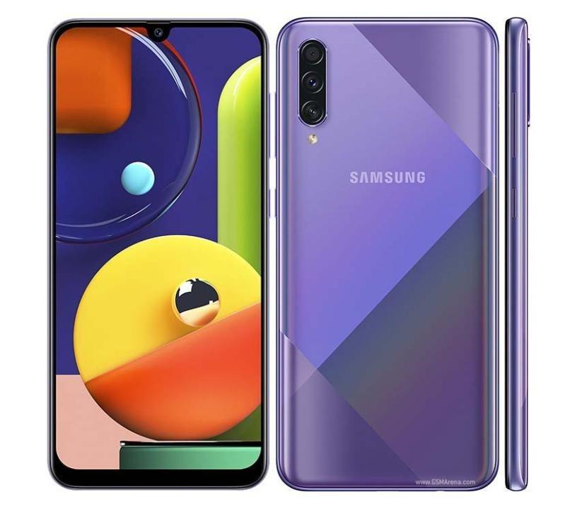 img گوشی سامسونگ گلکسی A50s | ظرفیت ۱۲۸ گیگابایت Samsung Galaxy A50s | 128GB