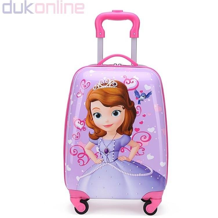چمدان کودک طرح عروسکی کد 13990605-2