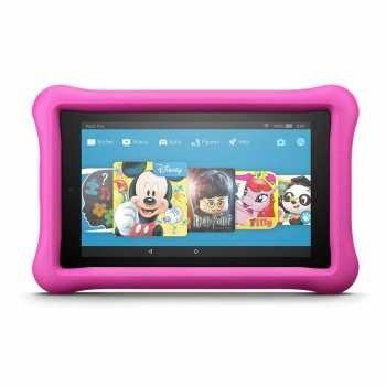 عکس تبلت آمازون مدل  Fire HD 8 Kids Edition با ظرفیت 32 گیگابایت Amazon Fire HD 8 Kids Edition 32 GB Tablet تبلت-امازون-مدل-fire-hd-8-kids-edition-با-ظرفیت-32-گیگابایت