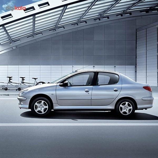 عکس خودرو پژو 206 اسدي وي 8 دنده اي سال 1396 Peugeot 206 SD V8 1396 MT خودرو-پژو-206-اس-دی-وی-8-دنده-ای-سال-1396 23