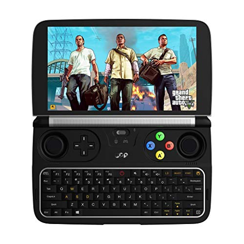 image RICH-Po GPD Win 2 - Mini Gaming Console Handleld Console for Windows 10 Intel M3 256 GB RAM
