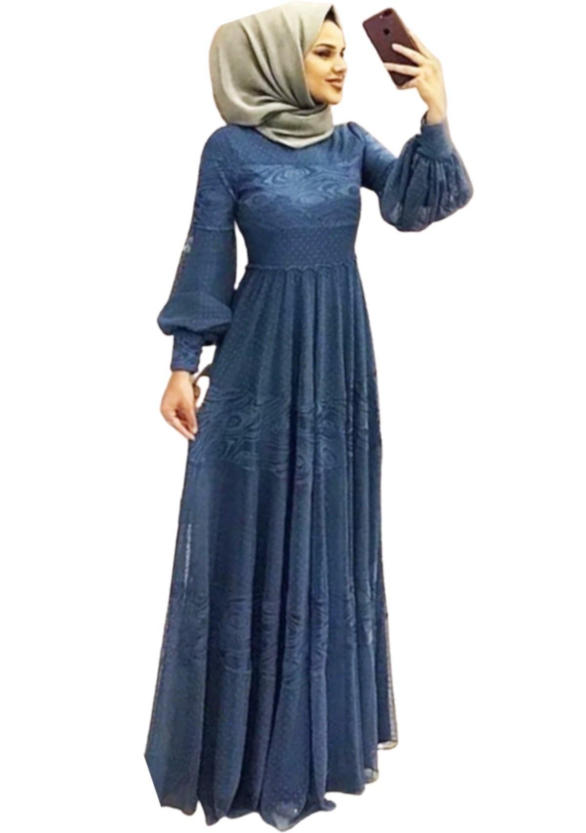 تصویر لباس مجلسی پوشیده برند Ladonna Libera کد 1617736622