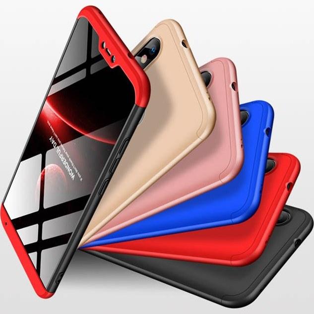 قاب سه تیکه شیائومی GKK 3in1 Cover Xiaomi Redmi 6 Pro | Mi A2 Lite |