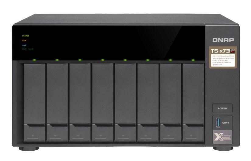 ذخیره ساز تحت شبکه کیونپ مدل TS-873-4G