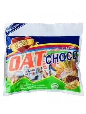 شکلات غلات OAT Choco مدل Three Flavors