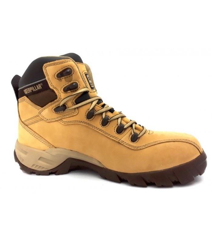 تصویر کفش ایمنی مردانه کاترپیلار مدل CaterPillar Nitrogen Astm P712539