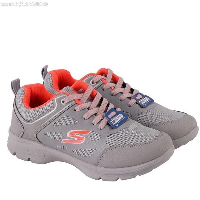 کتانی سبک و شیک طرح اسکیچرز | کفش کتانی زنانه طرح اسکیچرز سایز 37