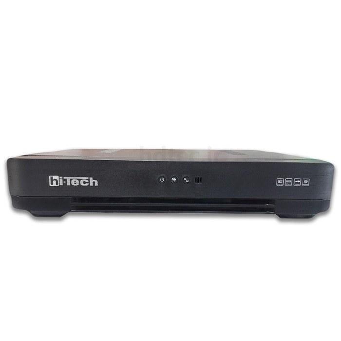 تصویر دی وی آر ۴ کانال هایتک ۴مگاپیکسل مدل Ht-7104/4M Hitech Channel 4CH Penta-brid 4MP Digital Video Recorder