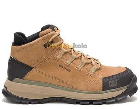 تصویر کفش پنجه ایمنی آلومنیوم کاترپیلار مدل caterpillar p91056 Mens safety shoes model caterpillar p91056