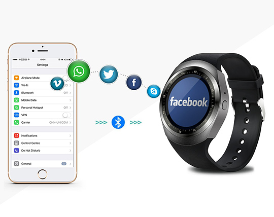 ساعت هوشمند Smart Watch S70