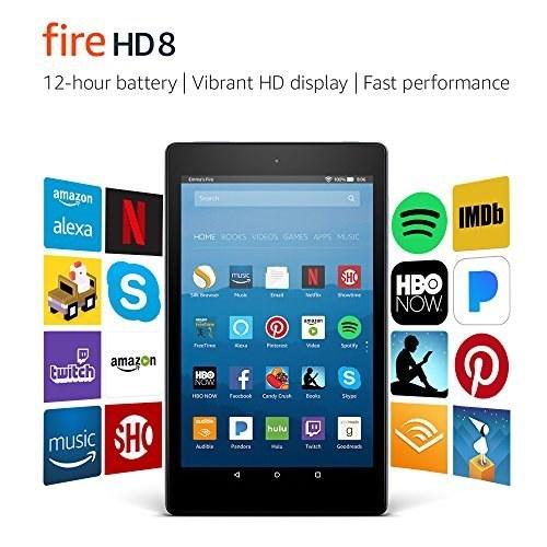 """عکس Fire HD 8 Tablet با Alexa، 8 """"HD Display، 32 گیگابایت، Black - با پیشنهادات ویژه Fire HD 8 Tablet with Alexa, 8"""" HD Display, 32 GB, Black - with Special Offers fire-hd-8-tablet-با-alexa-8-hd-display-32-گیگابایت-black-با-پیشنهادات-ویژه"""