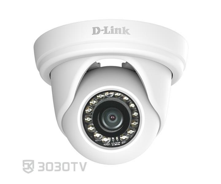 تصویر دوربین مداربسته تحت شبکه مینی دام دی لینک مدل DCS-4802E