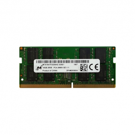 Micron Technology DDR4-2666 MHZ - 16GB