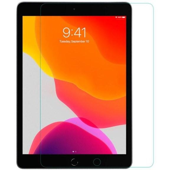 تصویر محافظ صفحه نمایش تمام چسب مناسب برای آیپد Apple iPad 7/8 Generation 10.2 Inch