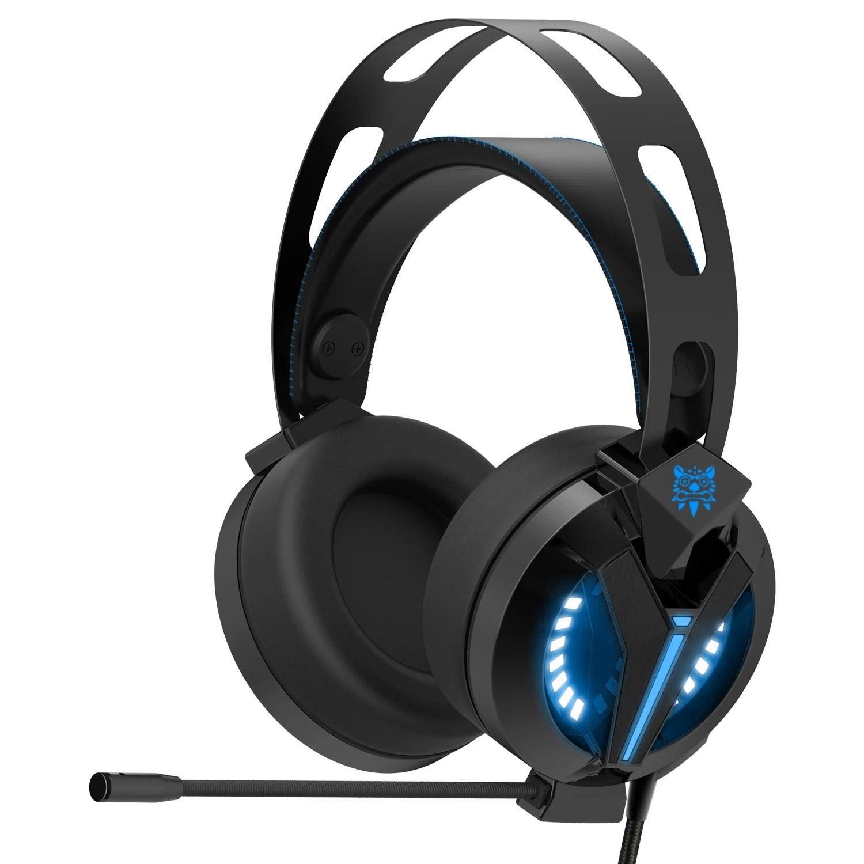 تصویر هدست گیمینگ اونیکوما Headset Gaming ONIKUMA M180