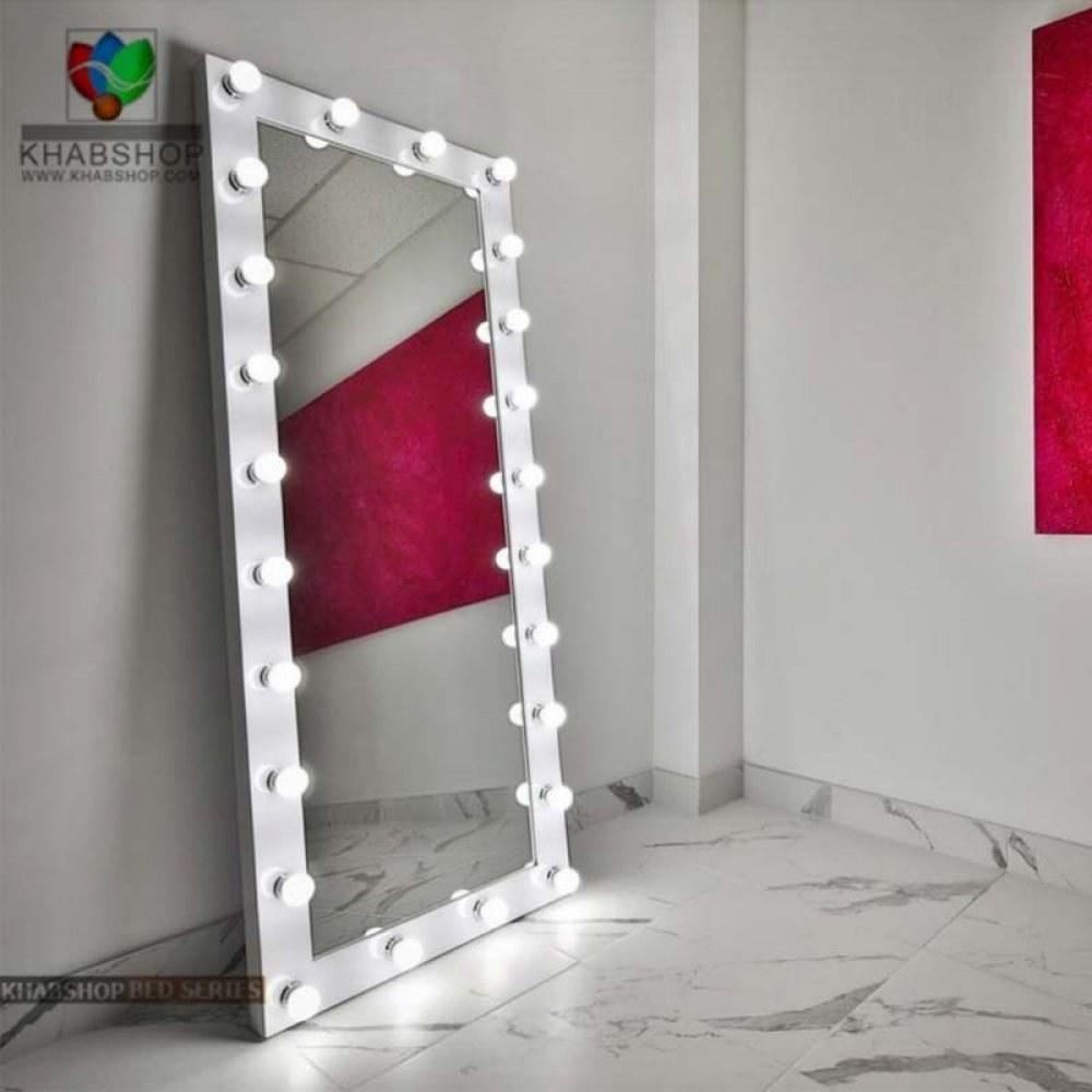 آینه چراغ دار 8