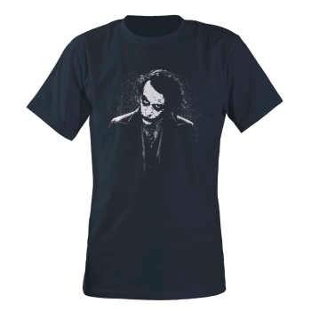 تی شرت مردانه مسترمانی طرح سینما مدل جوکر کد 1226 |