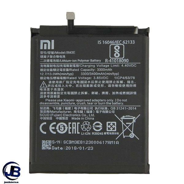 تصویر باطری شیائومی می 8 – Xiaomi Mi 8 مدل BM3E Xiaomi Mi 8 battery