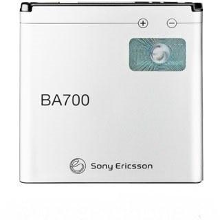 تصویر باتری اصلی موبایل SONY BA700 SONY Ericsson BA700 1500mAh Original Battery