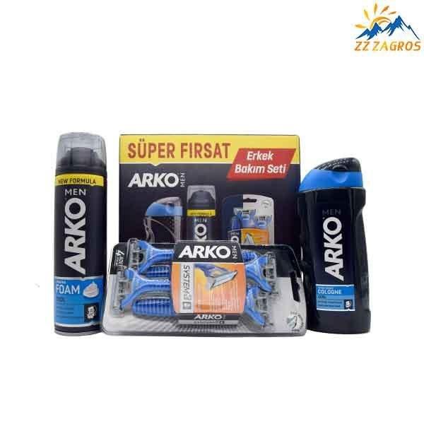 ست اصلاح آرکو مناسب آقایان | ARKO MEN Shaving Travel Pack