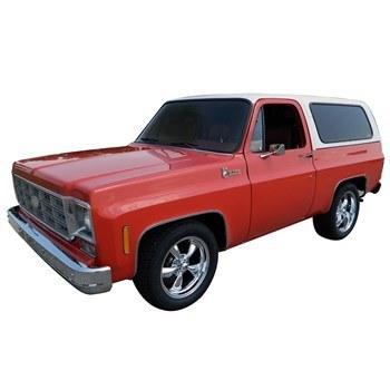 خودرو شورولت Blazer اتوماتيک سال 1978 | Chevrolet Blazer 1978 AT