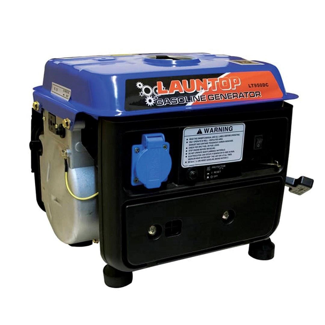 تصویر ژنراتور برق پرتابل لان تاپ مدل LT950DC  Portable Generator