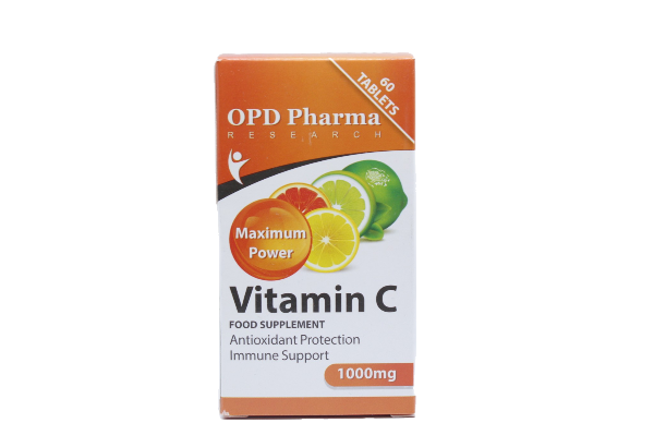 تصویر قرص ویتامین ث 1000 Vitamin C