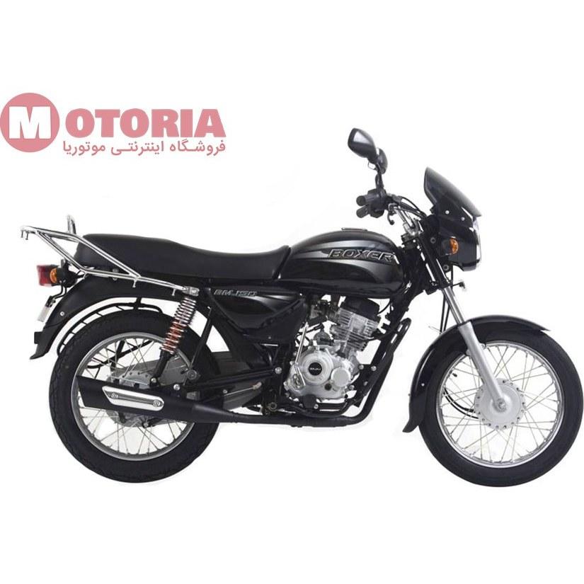 main images موتورسیکلت Bajaj مدل Boxer ۱۵۰ سال ۱۳۹۸