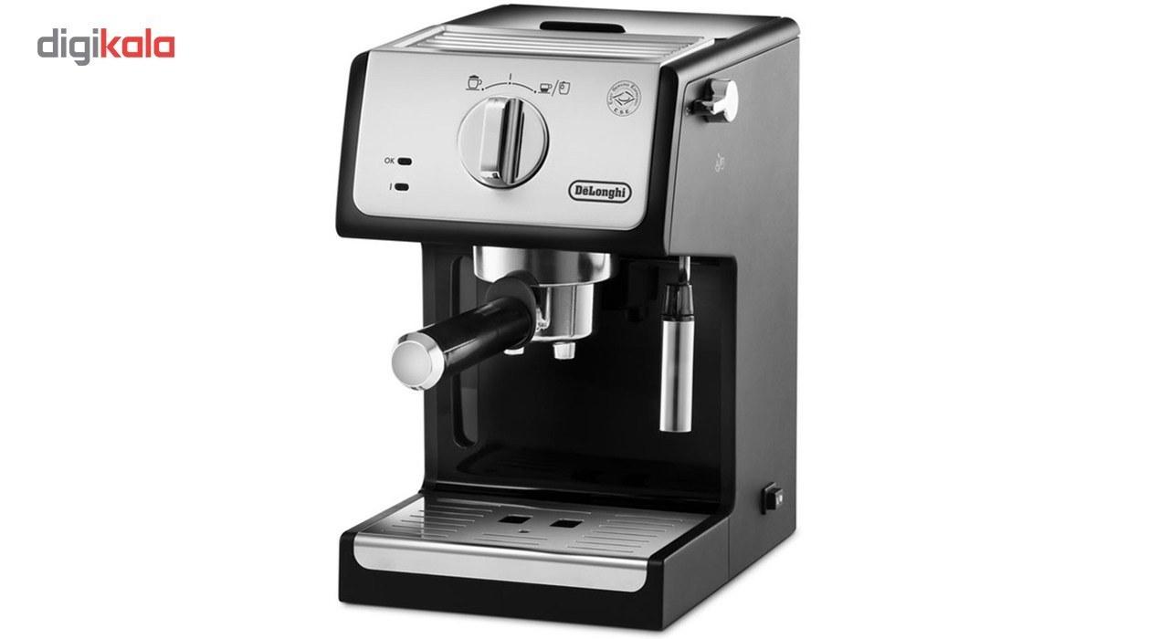 img قهوه ساز و اسپرسو ساز  دلونگی ECP 33.21