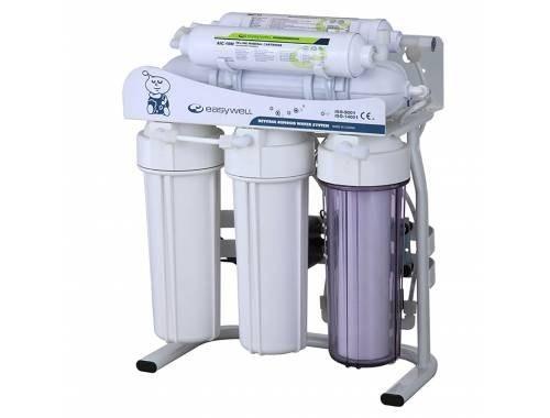 تصویر دستگاه تصفیه آب خانگی ایزی ول EASYWELL