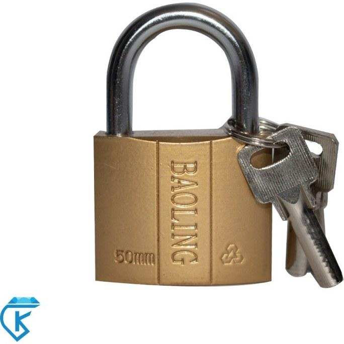 قفل آویز کلید سولکسی سایز 50 |