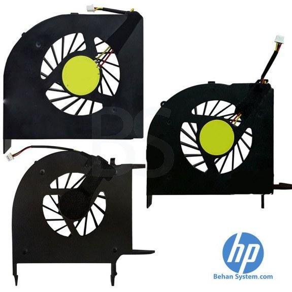 تصویر فن پردازنده لپ تاپ HP مدل Pavilion DV7-3000