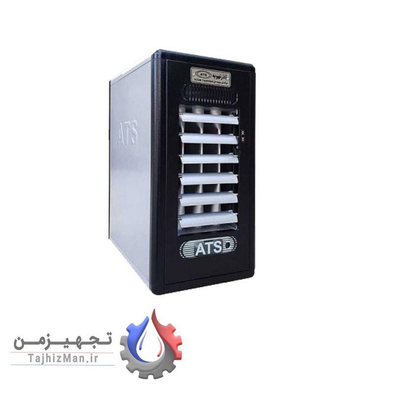 main images هیتر گازی آذر تهویه A618 (تک دور) Azar Tahvieh A618 Gas Heater