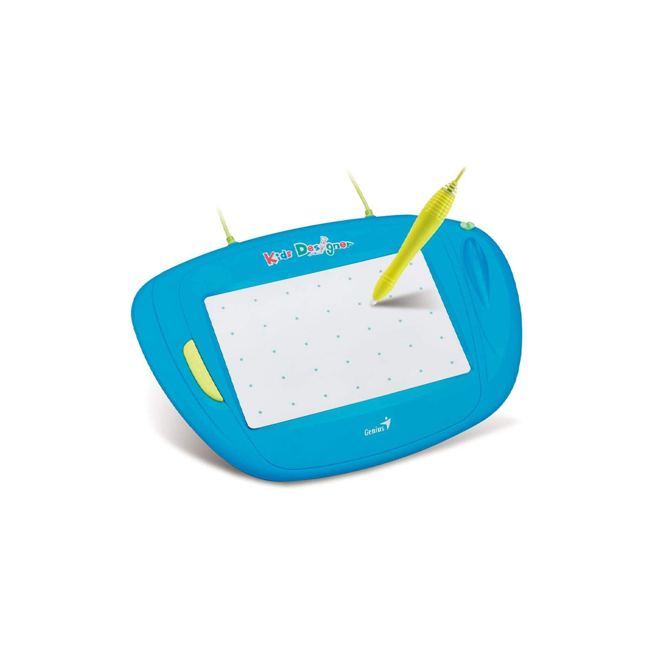 تصویر قلم نوری جنیوس مدل Genius Kids Designer Graphics Tablet