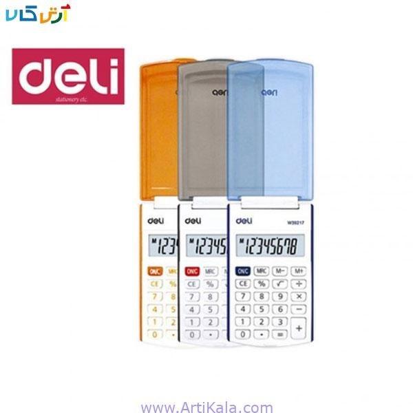 main images ماشین حساب مدل DELI W 39217
