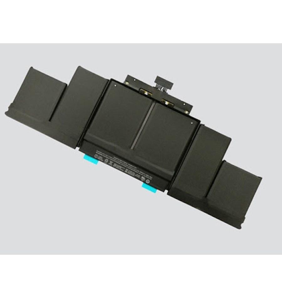 تصویر باتری مک بوک پرو ۱۵ اینچ 2013 – 2014 مدل A1398 – مدل باتری A1494