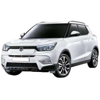 خودرو سانگ یانگ Tivoli اتوماتیک سال 2018   SsangYong Tivoli 2018 AT