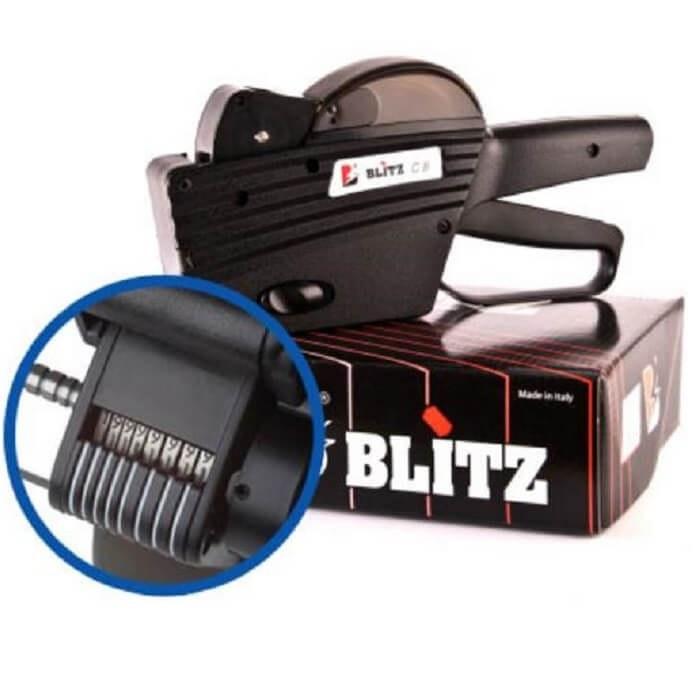 تصویر اتیکت زن و قیمت زن دستی ایتالیایی بلیتز مدل BLITZ