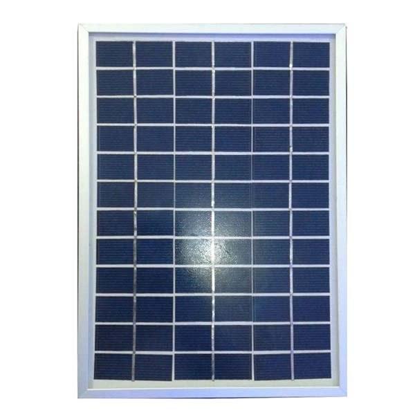 پنل خورشیدی 5 وات MAXCELL پلی کریستال مدل  CY-TP5