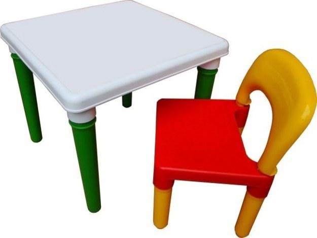 تصویر میز و صندلی کودک کوشا مدل 2020