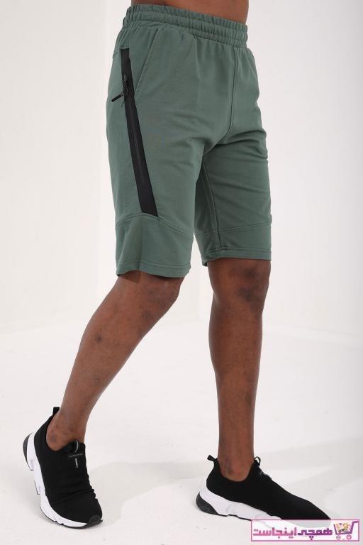 تصویر خرید انلاین شلوارک مردانه ترکیه مارک تامی لایف رنگ سبز کد ty89234635