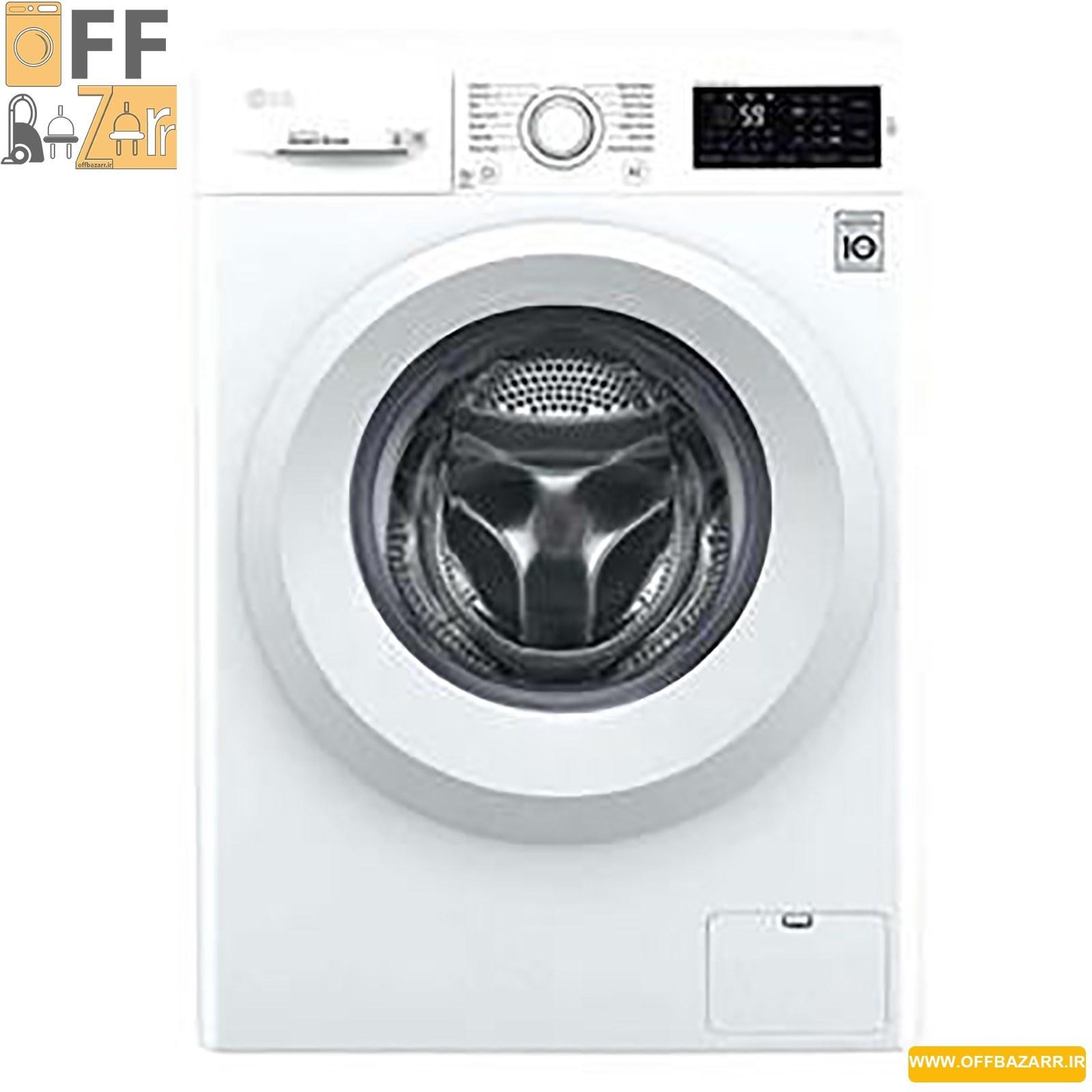 main images ماشین لباسشویی ال جی مدل WM-821NW LG WM-821NW Washing Machine
