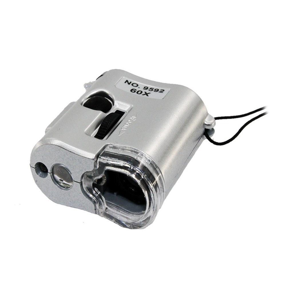 میکروسکوپ جیبی مدل 9592 60X |