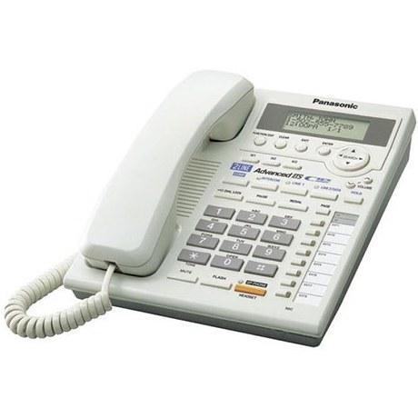 تصویر تلفن بیسیم دو خط پاناسونیک مدل KX-TS3282