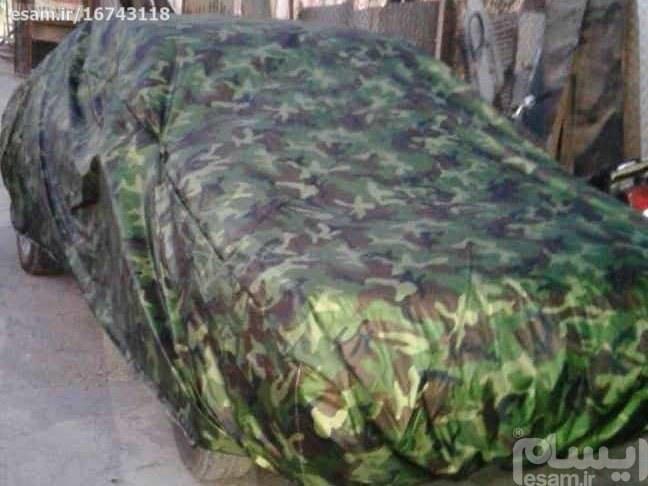 چادر ماشین ضد آب مناسب پژو 206 پراید هاچ بک ... |